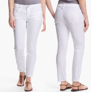 Eileen Fisher | White Jeans